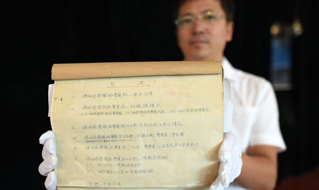 New evidence of war crimes by Japan's Unit 731 released