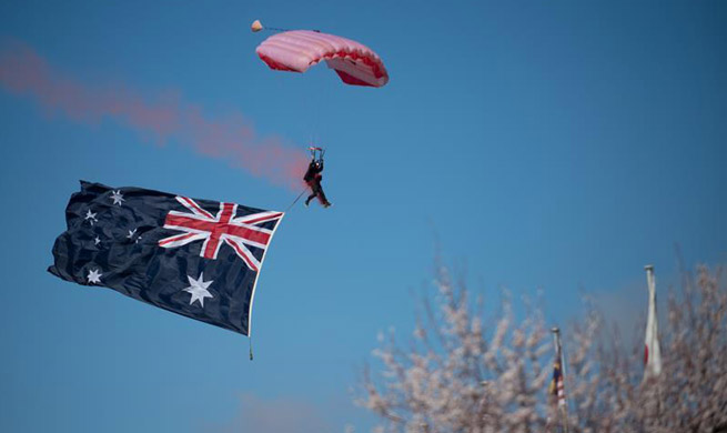 In pics: Australian Defence Force Academy Open Day