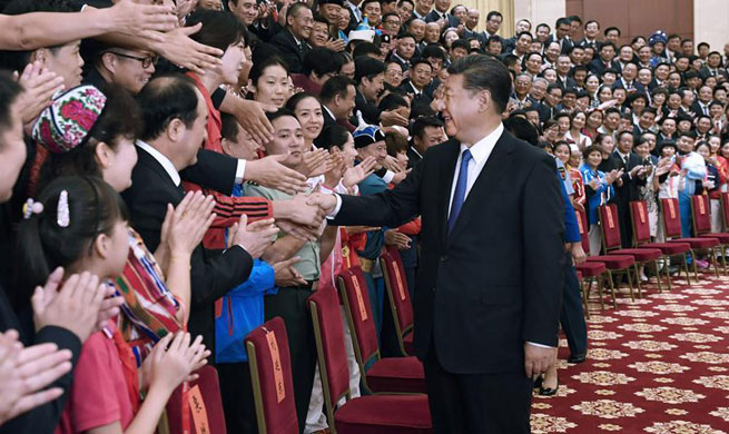 Sports development in perfect harmony with China Dream: President Xi