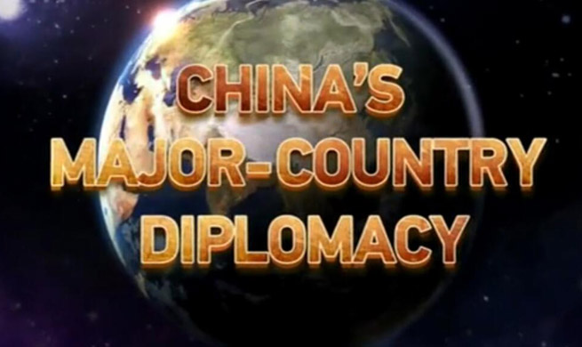 "Video: ""Major-Country Diplomacy"" episode one"