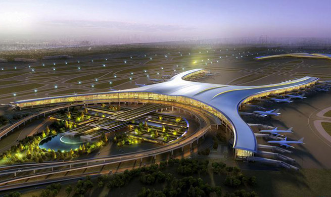 T3A terminal of Jiangbei Airport put into operation in Chongqing