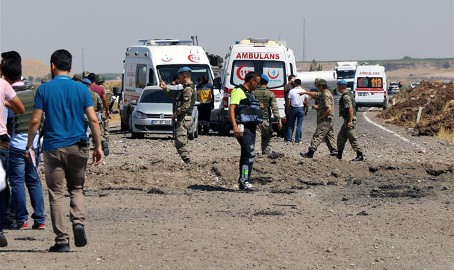 Two civilians killed in PKK attack in southeast Turkey