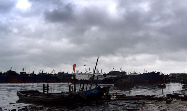 China renews yellow alert for Typhoon Mawar