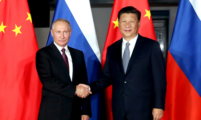 Xi, Putin agree to enhance strategic coordination, appropriately deal with DPRK nuclear test