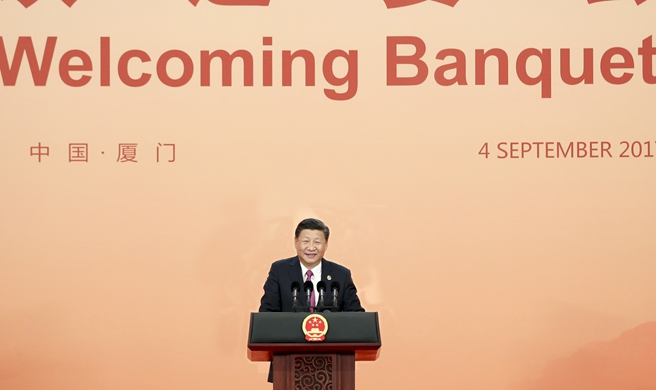 Xi calls for solidarity among emerging economies, developing nations