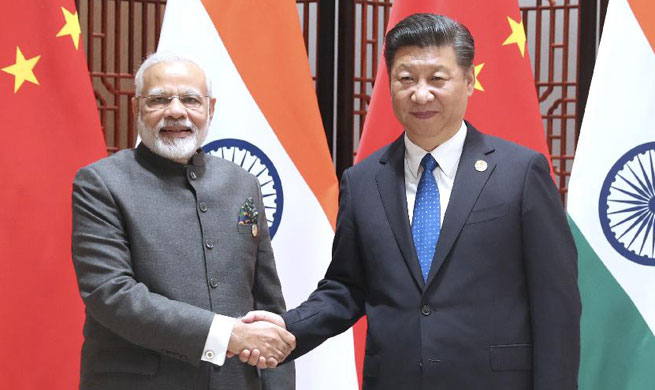 Xi, Modi stress stable, cooperative China-India ties