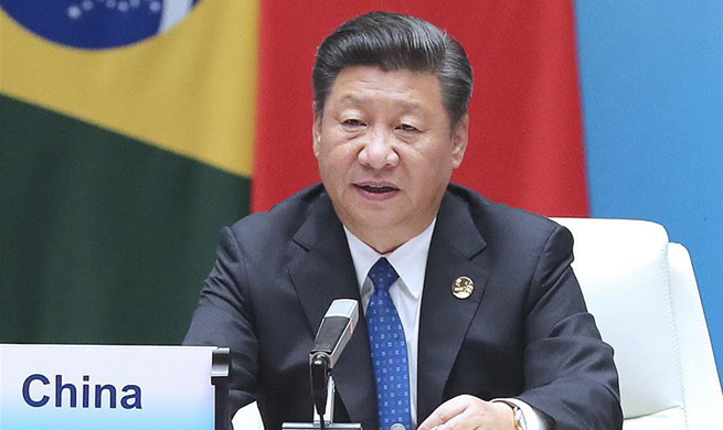 Xi addresses Dialogue of Emerging Market and Developing Countries