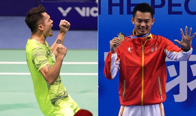 Lin Dan claims fourth consecutive crown at National Games