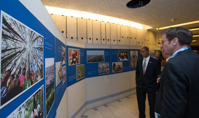 Photo exhibition on human rights progress in China held in Geneva
