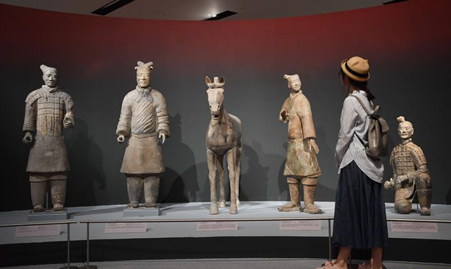 Exhibition of civilization of Qin, Han dynasties held in Beijing
