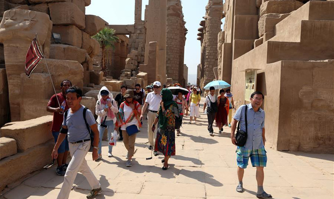 Interview: Egypt pins hope on China to revive ailing tourism industry: official