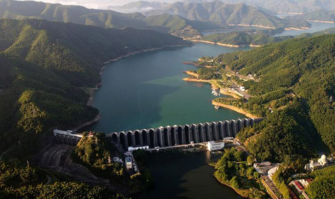 Irrigation projects help relieve poverty in China's Anhui