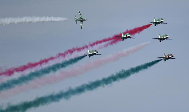 Air Force teams perform at 25th Malta Int'l Airshow