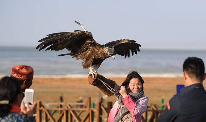 Kazak Autonomous County develops eco-tourism in China's Xinjiang