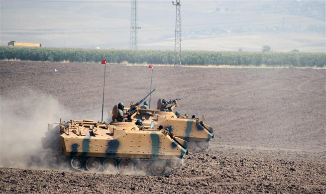 Military drill held near Turkish-Iraqi border in Sirnak
