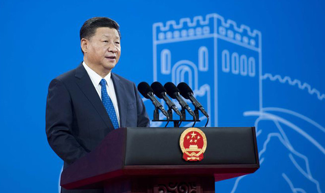 Xi says international community must cooperate on global security