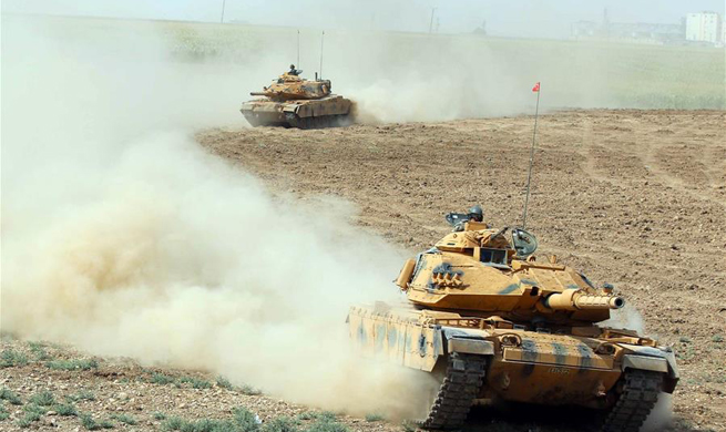 Highlights of Turkish-Iraqi joint military drill