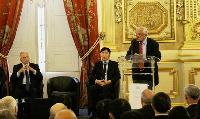 Sino-French cultural forum staged in Lyon