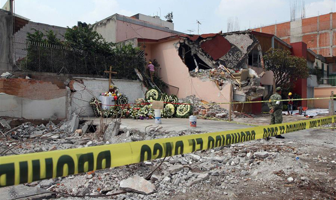 Mexico quake death toll rises to 333