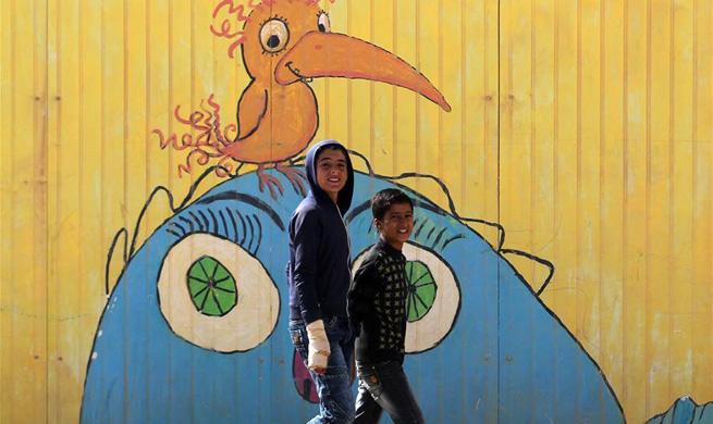 Inside Zaatari Syrian refugee camp in Jordan