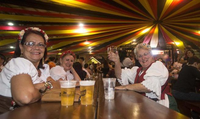 Latin America's biggest beer festival kicks off in Brazil