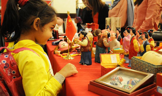 Annual Diplomatic Bazaar opens in Amman, Jordan