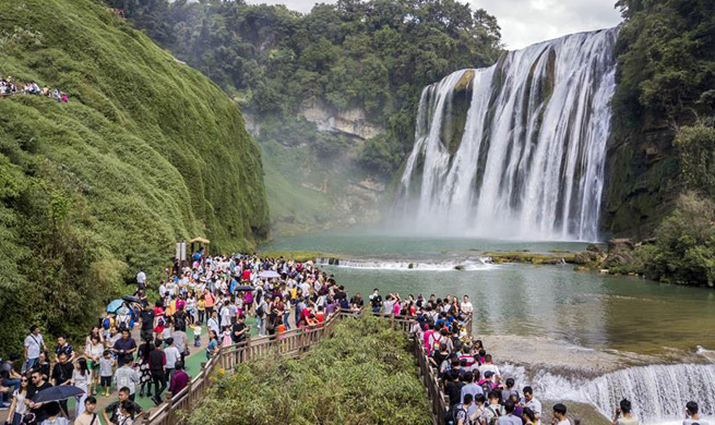 China witnesses more than 710 mln tourist trips during National Day holiday