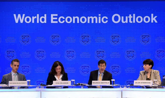 IMF raises global growth forecast due to broad-based recovery