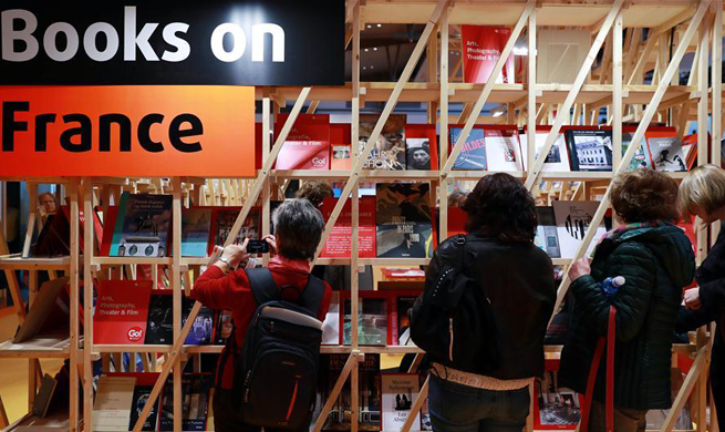 69th Frankfurt Book Fair opens in Germany