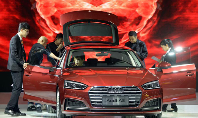 International Automobile Expo kicks off in E China
