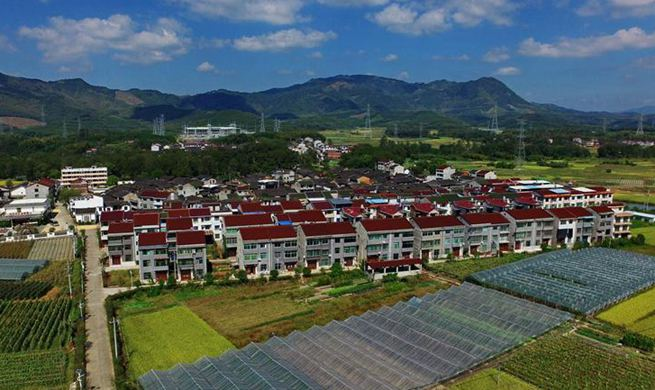 Booming development of modern agriculture, rural tourism seen in SE China