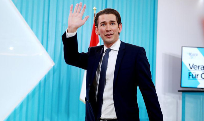 Austrian People's Party becomes strongest party in parliament