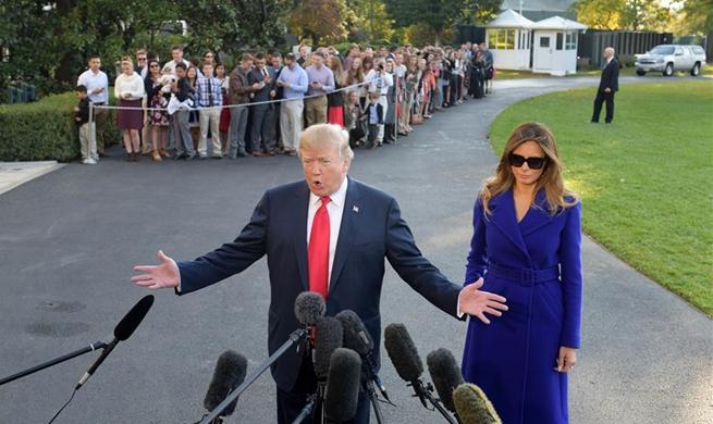 Trump starts Asia trip