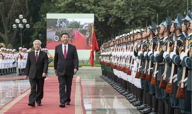 China, Vietnam agree to deepen partnership under new circumstances
