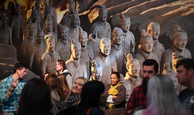 China's terracotta warriors to be exhibited at museum of U.S.