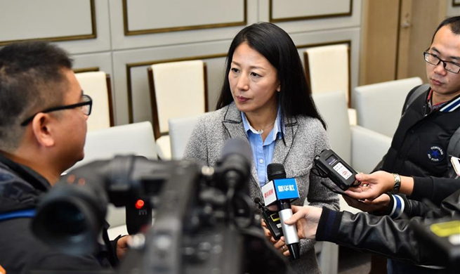 Yang chairs Athletes' Commission of Beijing 2022
