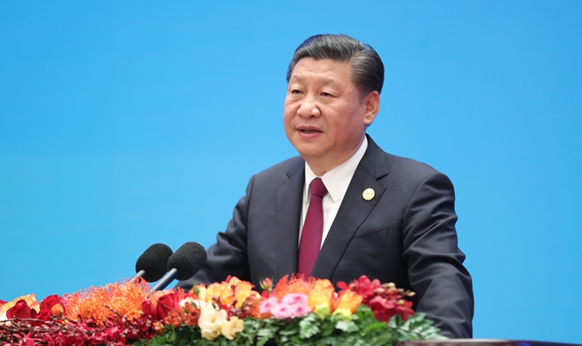 Xi calls on world political parties to build community with shared future for mankind