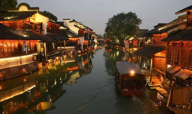 Wuzhen gets ready for 4th World Internet Conference