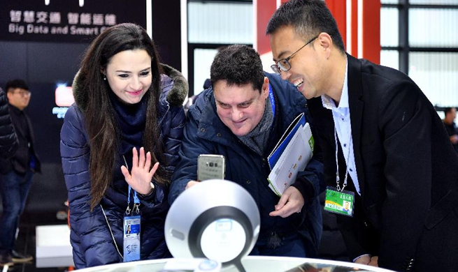 Light of Internet Exposition opens in Wuzhen