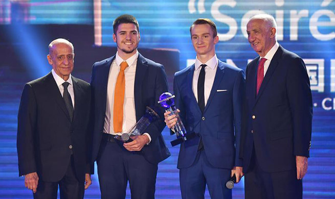 Highlights of FINA World Aquatics Gala in Sanya