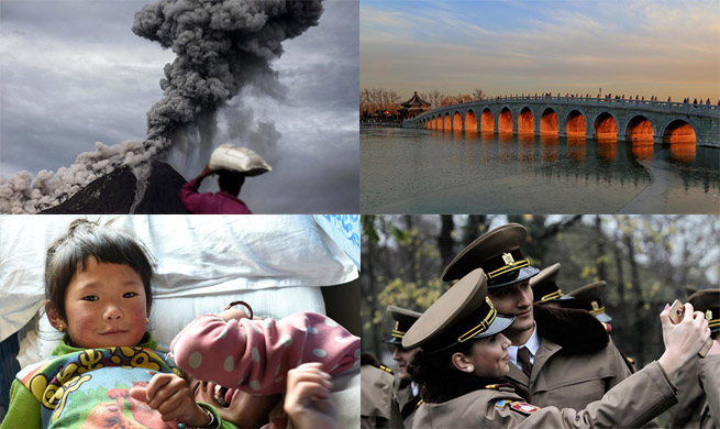Weekly choices of Xinhua photo