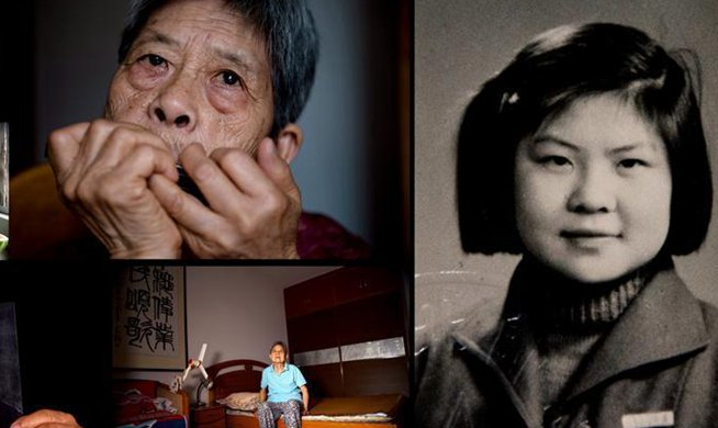 Xinhua reporters record lives of survivors of Nanjing Massacre