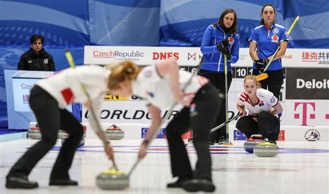 Denmark beats Italy 5-4 in women's curling Olympic Qualification
