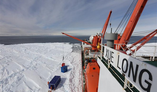 China prepares to build 5th Antarctic research station