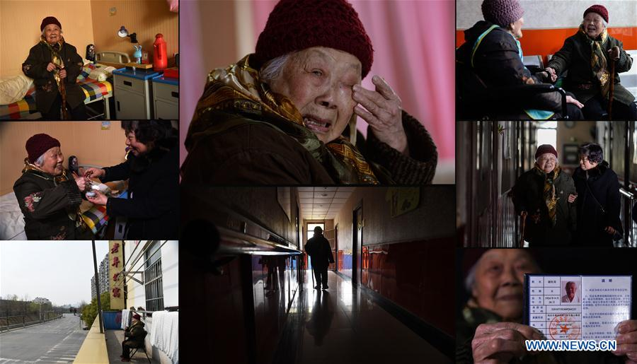 Pic story: Record lives of Nanjing Massacre survivors