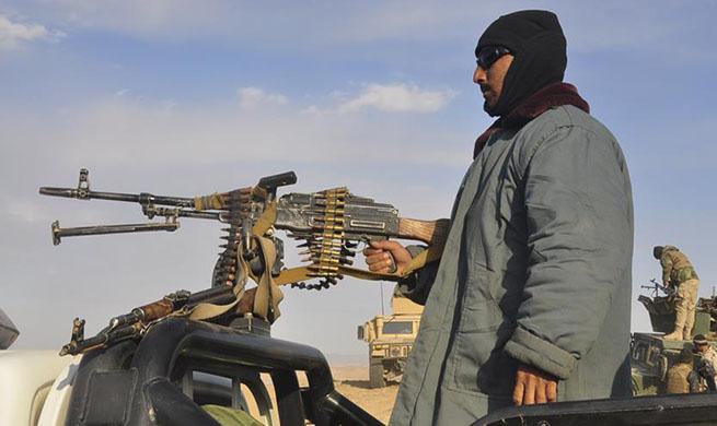 Afghan forces retake Tabar valley in Sari Pul, Afghanistan