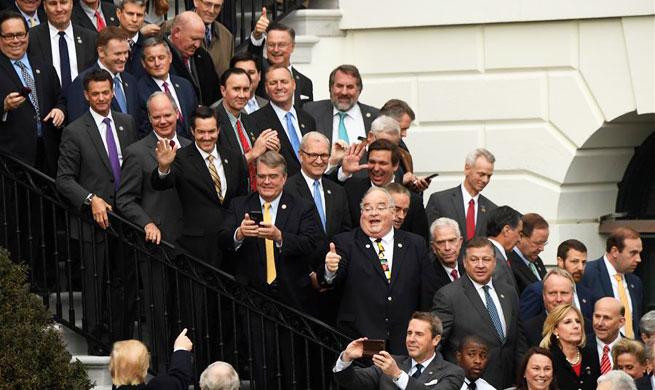 U.S. Congress passes sweeping Republican tax bill, sending it to Trump