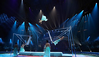 41st Monte-Carlo circus fest kicks off