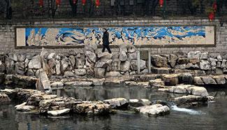 In pics: Scenery of springs in E China