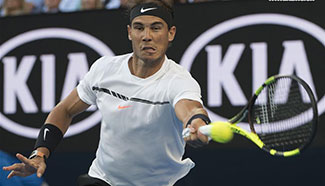Federer wins Australian Open